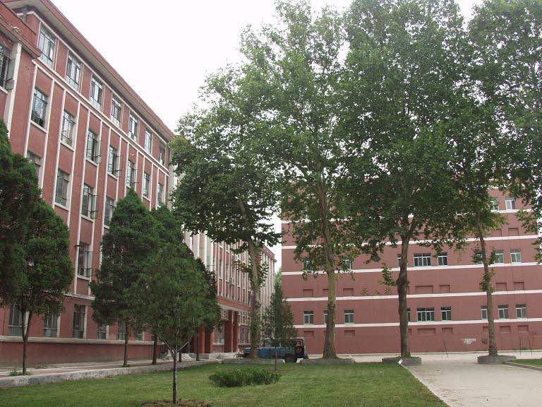 北方工业大学校园景观规划设计任务书